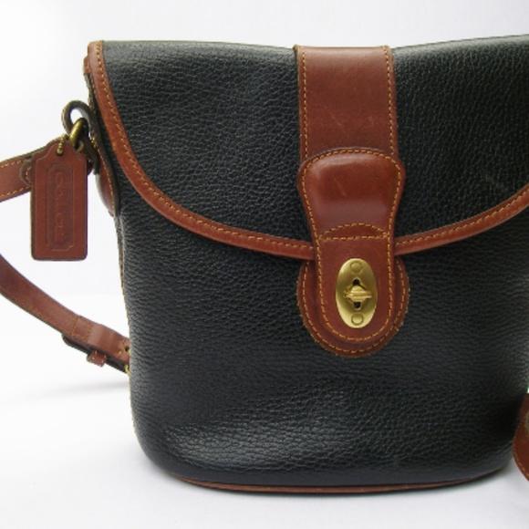 Coach Handbags - Rare Bucket Bag from the Sheridan Collection 22d4edf4fcbf1